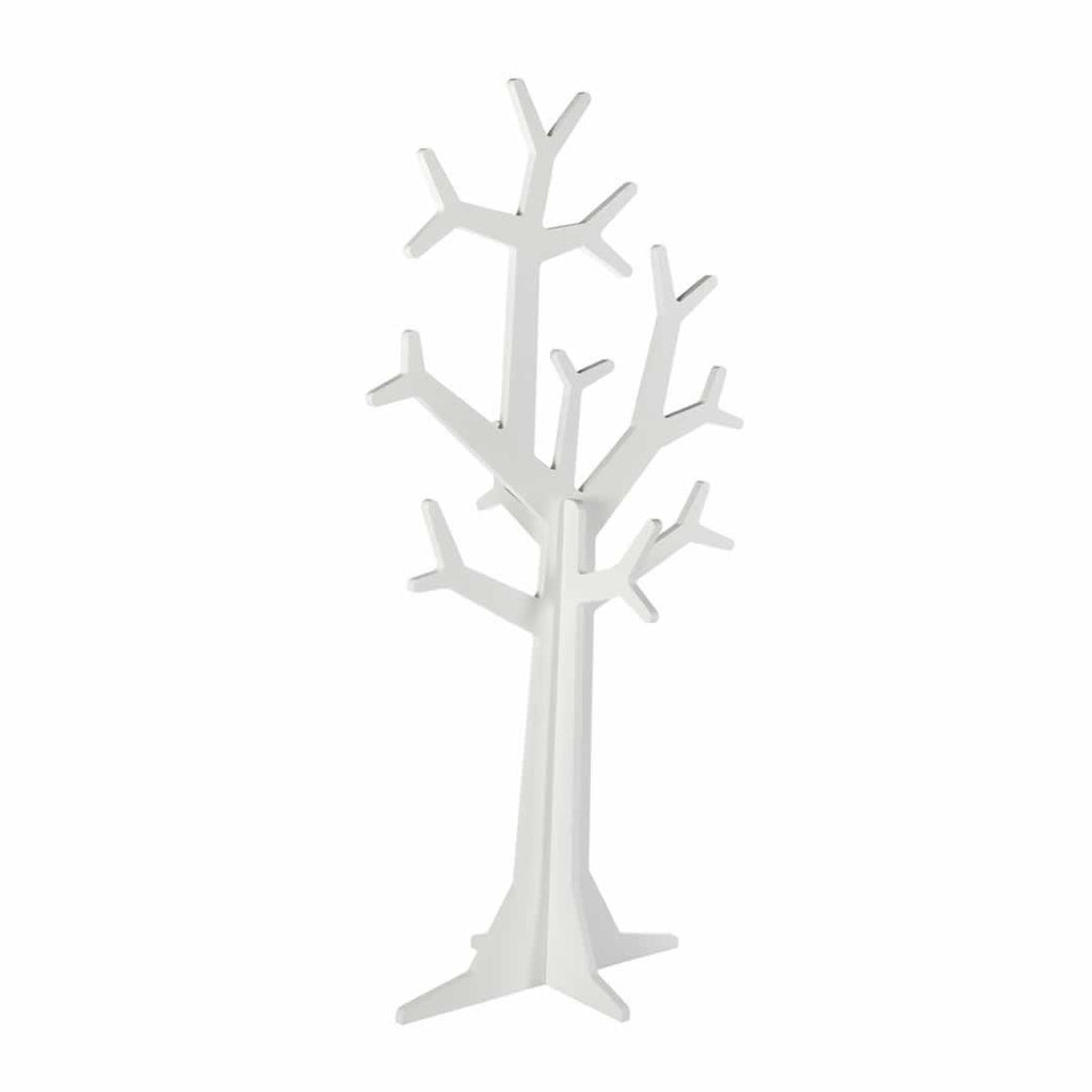 Kidsmill Hallstand Tree - White-Nursery Accessories- Natural Baby Shower