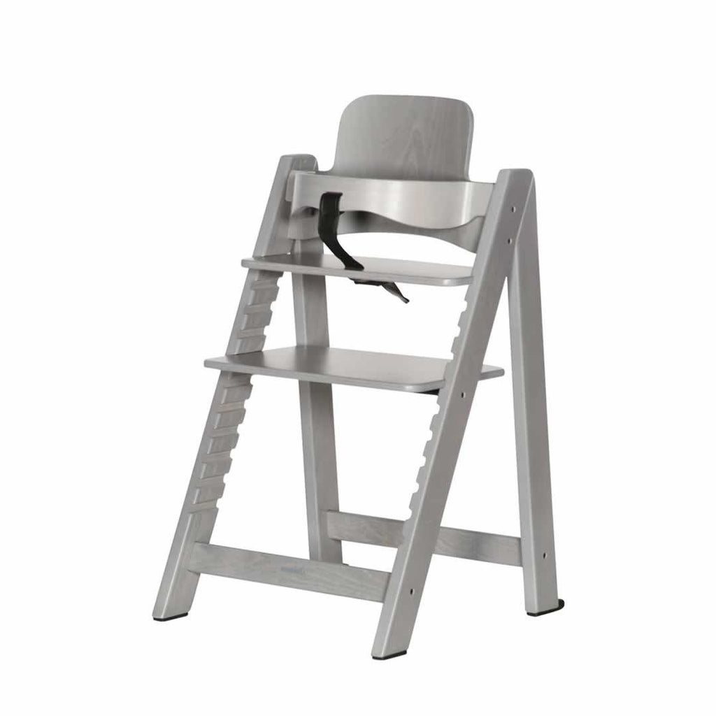 Kidsmill Highchair Up! - Grey Wash-High Chairs- Natural Baby Shower