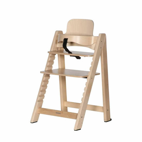 Kidsmill Highchair Up! - Natural-High Chairs- Natural Baby Shower