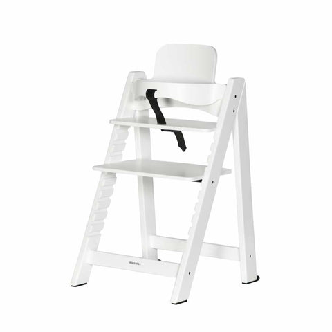 Kidsmill Highchair Up! - White-High Chairs- Natural Baby Shower