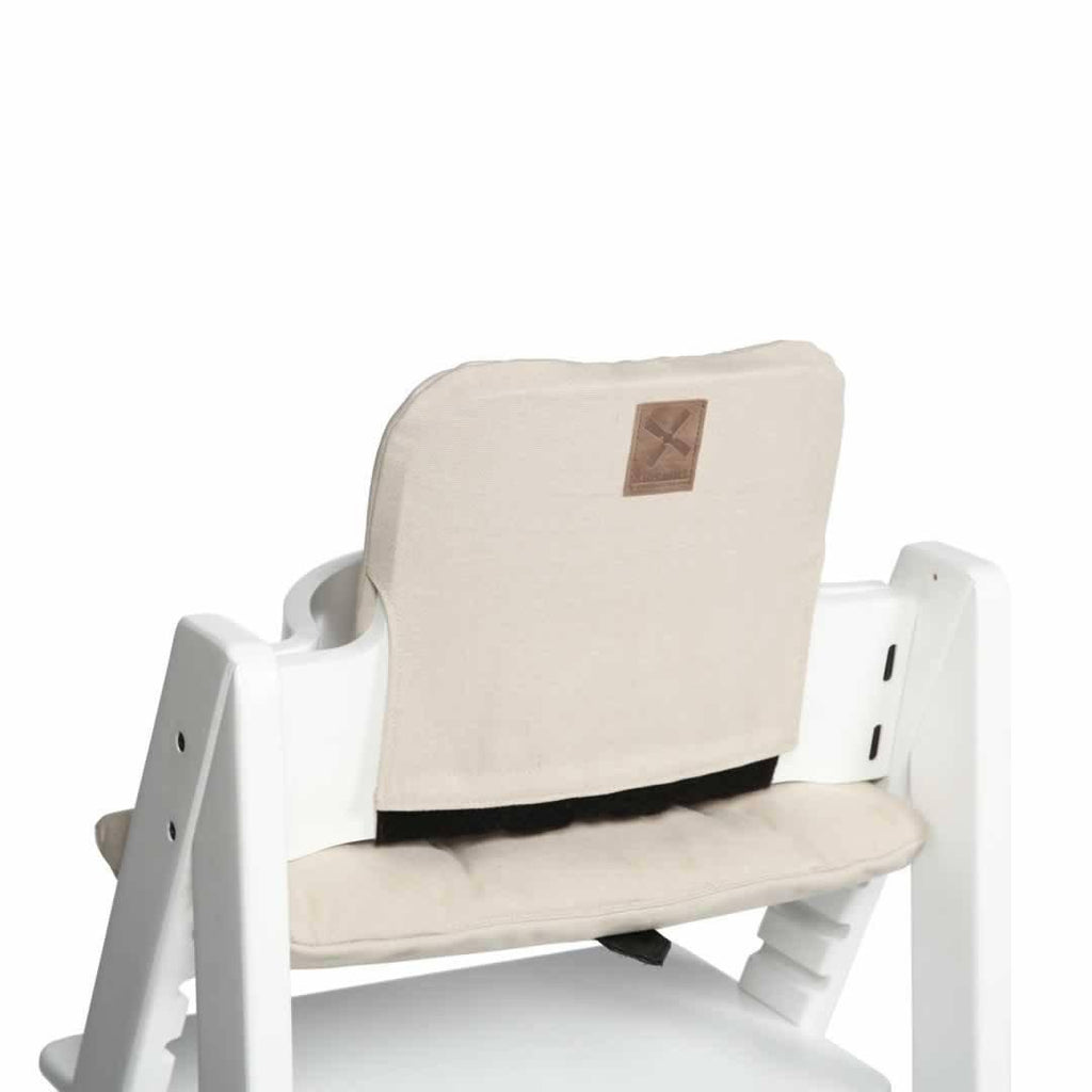 Kidsmill Highchair Up! Cushion Set - Sand-High Chair Cushions & Pads- Natural Baby Shower