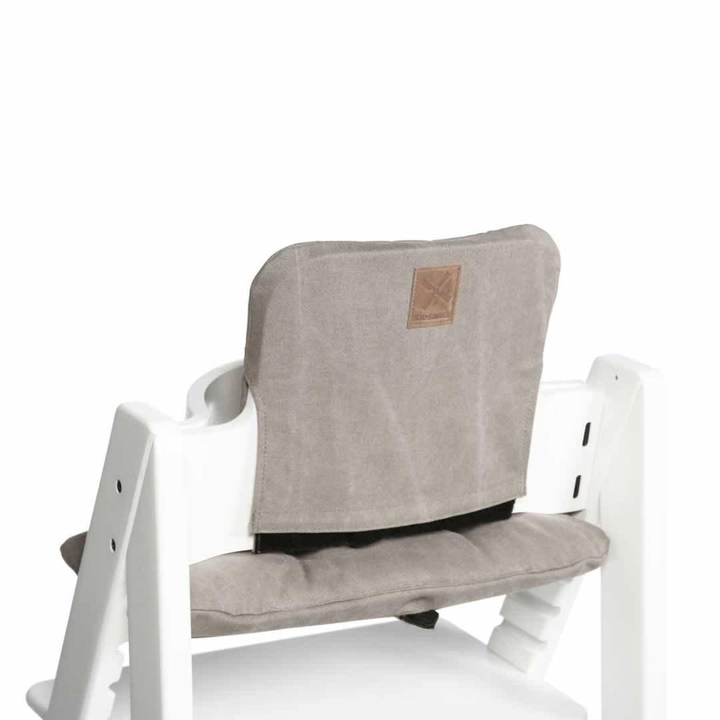 Kidsmill Highchair Up! Cushion Set - Taupe Back