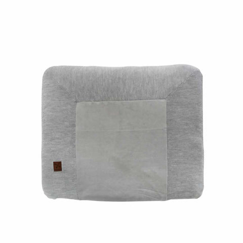 Kidsmill Knitted Changing Mat Cover 80 x 65 in Grey
