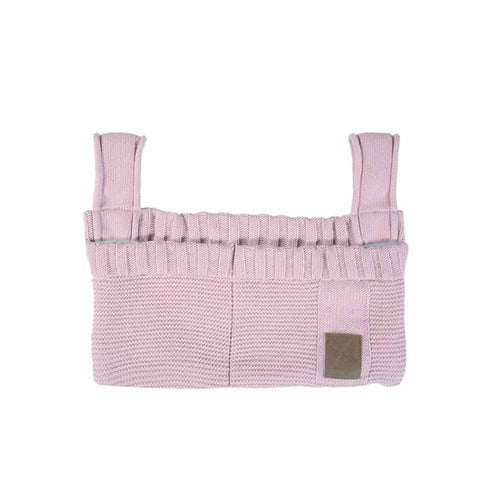 Kidsmill Knitted Decoration Bag in Pink