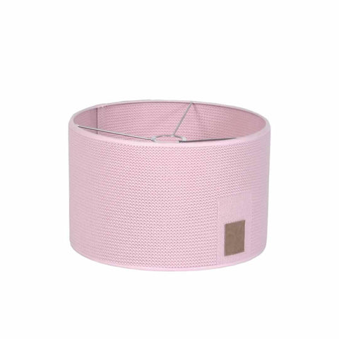Kidsmill Knitted Lampshade in Pink