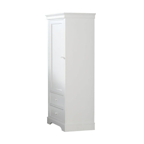 Kidsmill Marseille Wardrobe 1 Door
