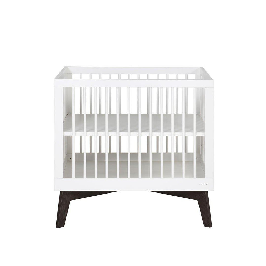 Kidsmill Playpen Sixties White Pine Matt-Cot Beds- Natural Baby Shower