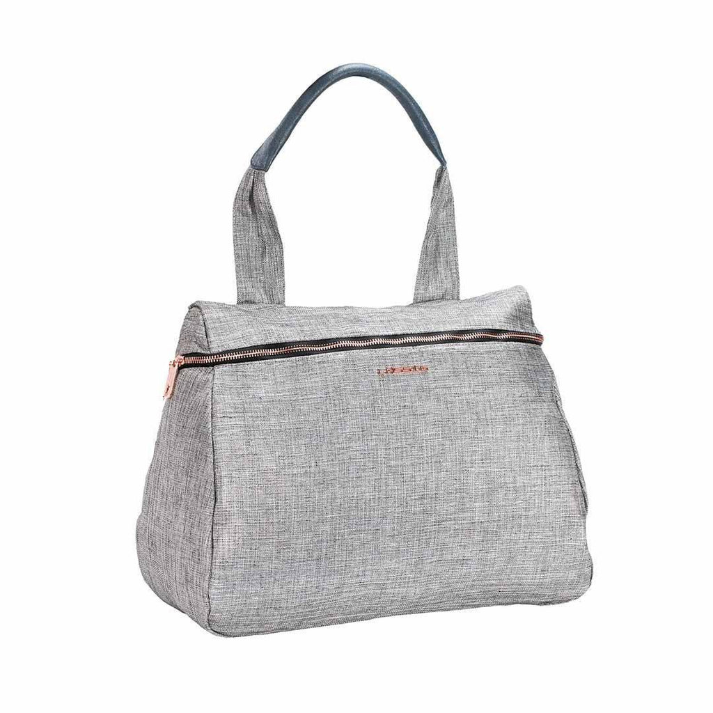 Lassig Glam Rosie Changing Bag in Anthracite Glitter
