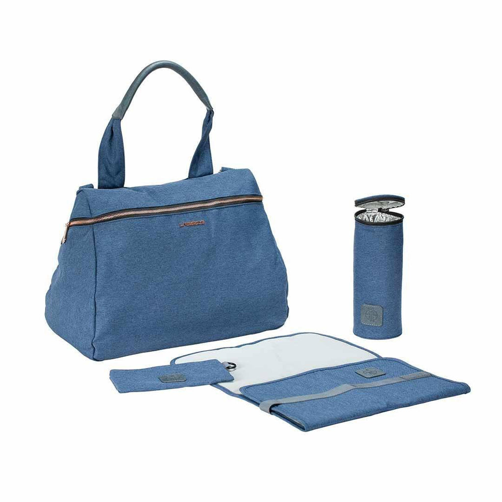 Lassig Glam Rosie Changing Bag - Blue Accessories
