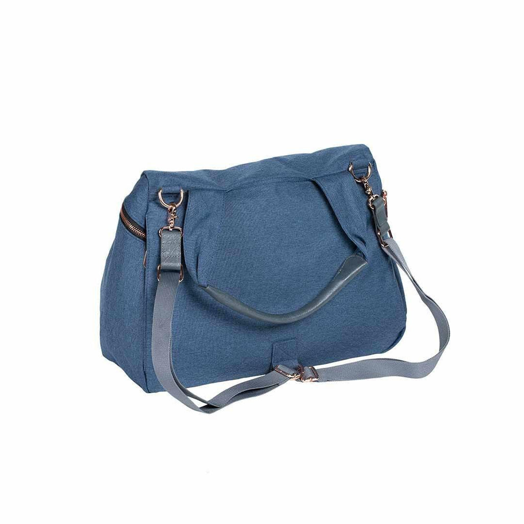 Lassig Glam Rosie Changing Bag - Blue Back