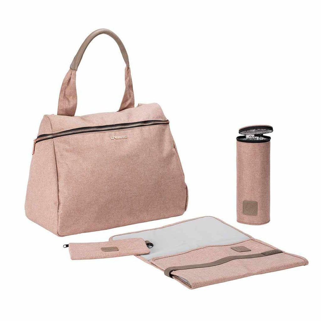 Lassig Glam Rosie Changing Bag - Rose Accessories