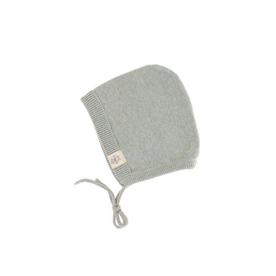Lassig Knitted Cap - Aqua Grey-Hats- Natural Baby Shower