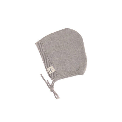 Lassig Knitted Cap - Grey-Hats- Natural Baby Shower