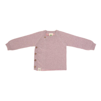 Lassig Knitted Kimono - Garden Explorer - Light Pink-Cardigans- Natural Baby Shower