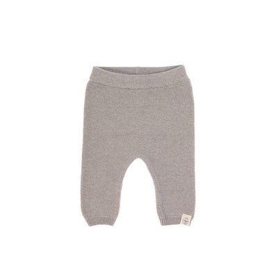 Lassig Knitted Pants - Grey-Pants- Natural Baby Shower