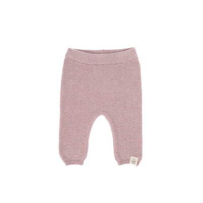 Lassig Knitted Pants - Light Pink-Pants- Natural Baby Shower