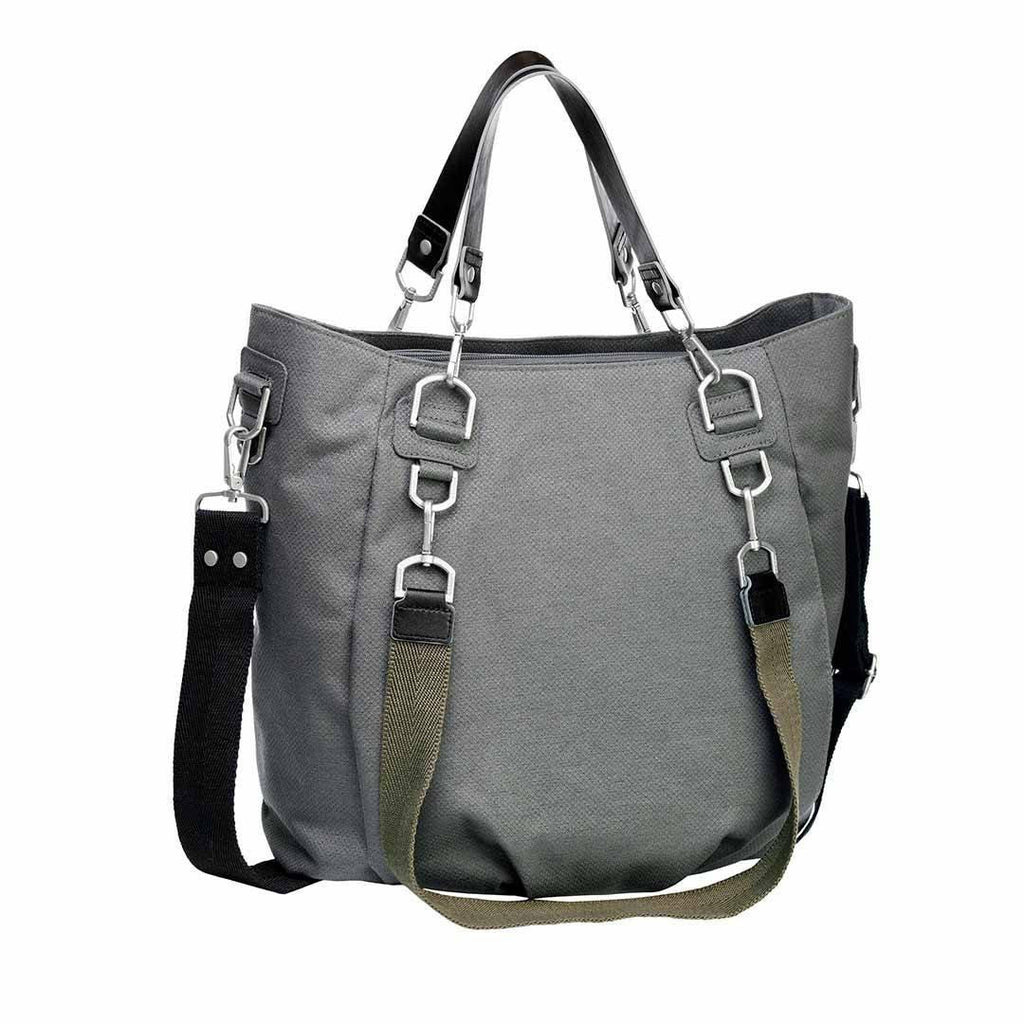 Lassig Mix 'n Match Changing Bag - Anthracite Back