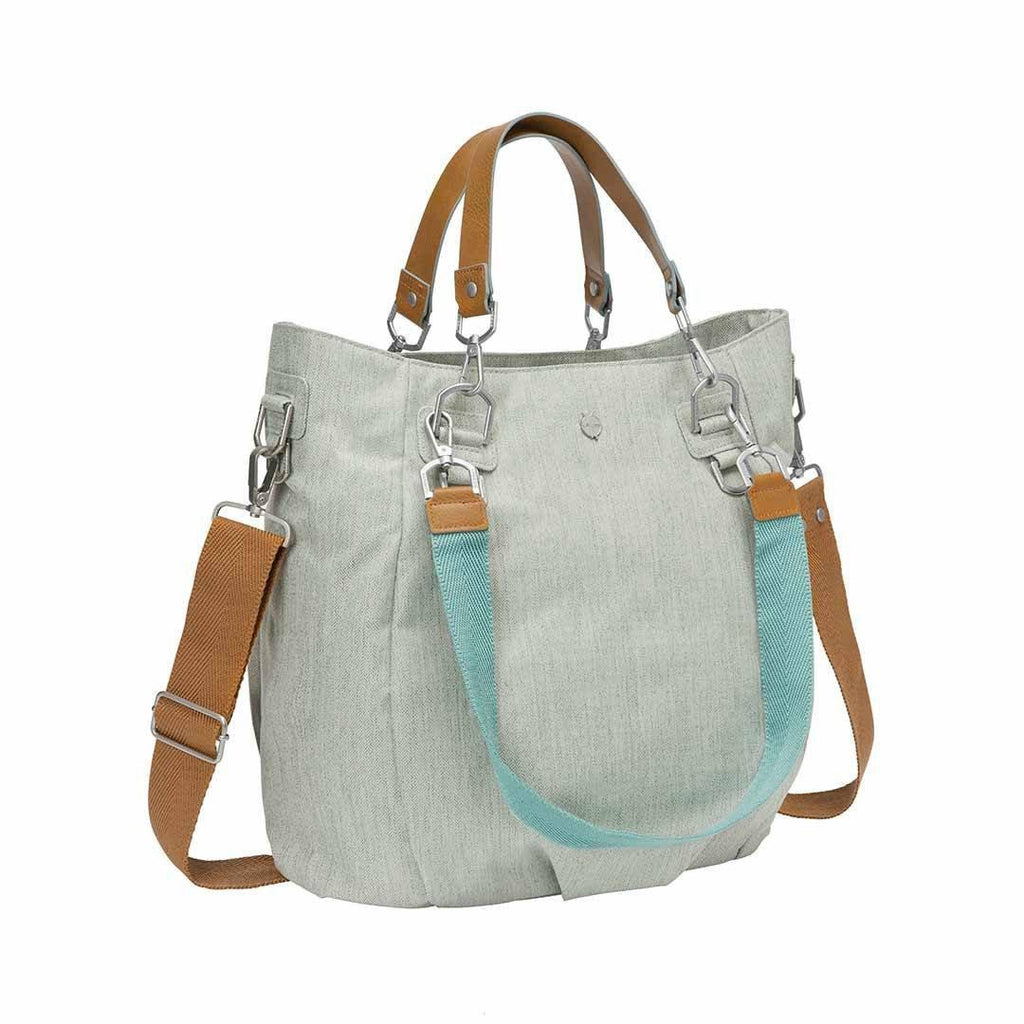 Lassig Mix 'n Match Changing Bag in Light Grey