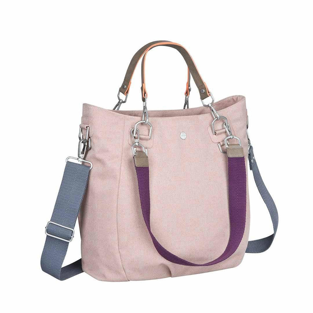 Lassig Mix 'n Match Changing Bag in Rose