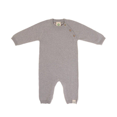 Lassig Overalls - Garden Explorer - Grey-Rompers- Natural Baby Shower