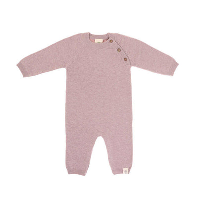 Lassig Overalls - Garden Explorer - Light Pink-Rompers- Natural Baby Shower