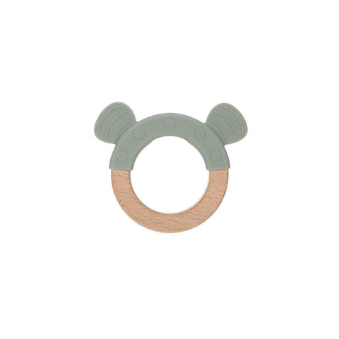 Lassig Teether - Cat-Teethers- Natural Baby Shower