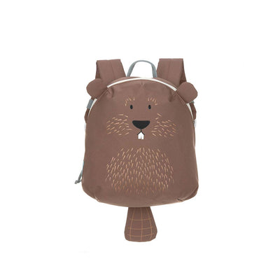 Lassig Tiny Backpack - About Friends - Beaver-Children's Bags- Natural Baby Shower