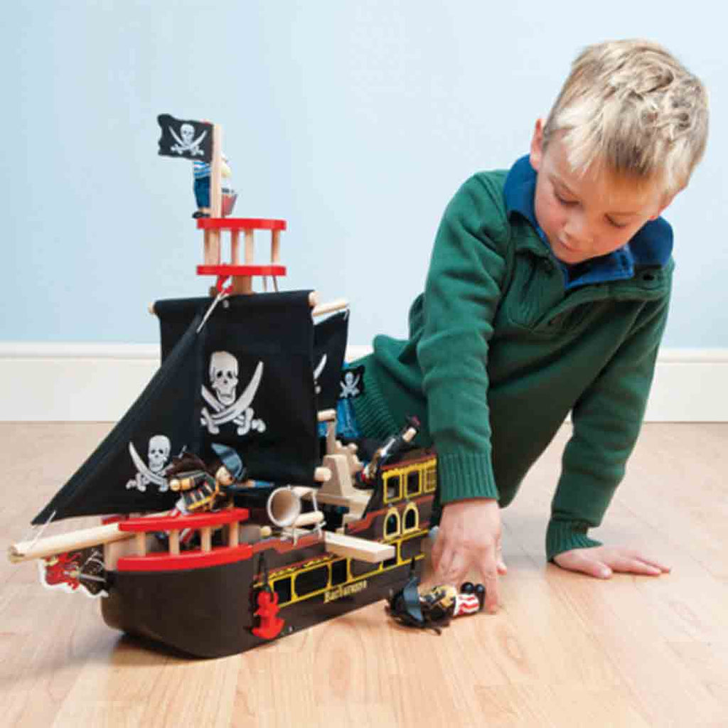 Le Toy Van - Barbarossa Pirate Ship
