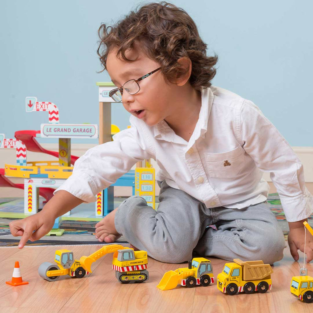 Le Toy Van - Construction Set-Play Sets-Default- Natural Baby Shower