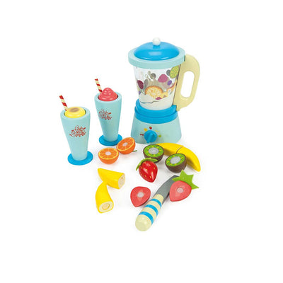 Le Toy Van - Honeybake Blender Set 'Fruit and Smooth'-Play Sets-Default- Natural Baby Shower