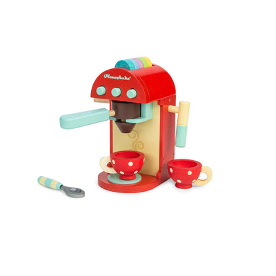 Le Toy Van - Honeybake Cafe Machine-Play Sets-Default- Natural Baby Shower