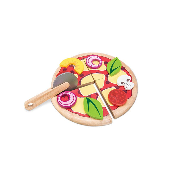 Le Toy Van - Honeybake Create Your Own Pizza-Play Sets-Default- Natural Baby Shower