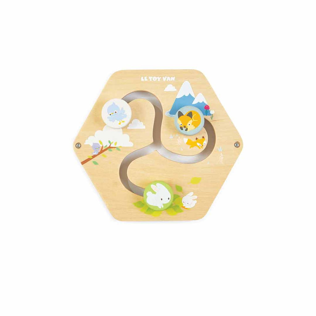 Le Toy Van Activity Tiles - Homes-Puzzles- Natural Baby Shower