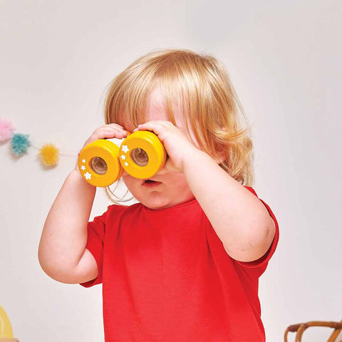 Le Toy Van Ladybird Binoculars-Play Sets- Natural Baby Shower