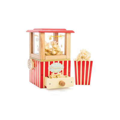 Le Toy Van Popcorn Machine-Play Sets- Natural Baby Shower