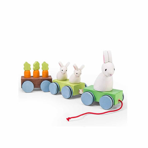 Le Toy Van Petilou - Bunny Train