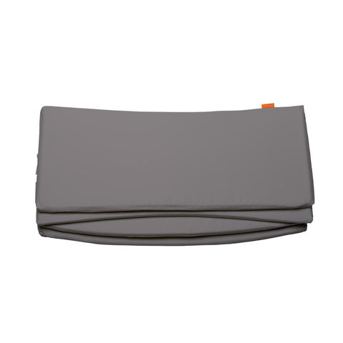 Leander Baby Bed Bumper - Dusty Grey