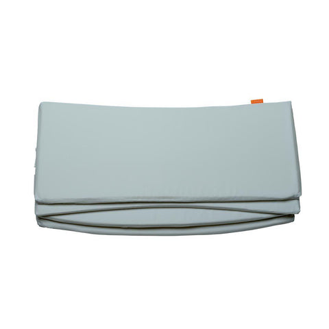 Leander Baby Bed Bumper - Misty Blue