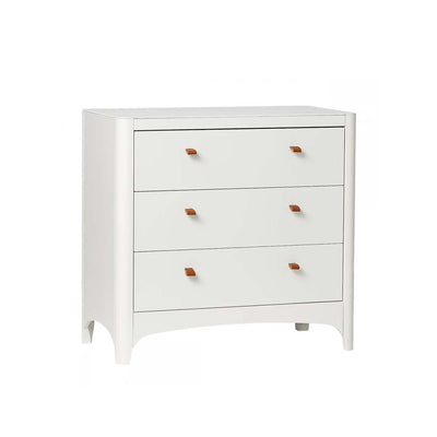Leander Classic Dresser - White-Dressers & Chests- Natural Baby Shower