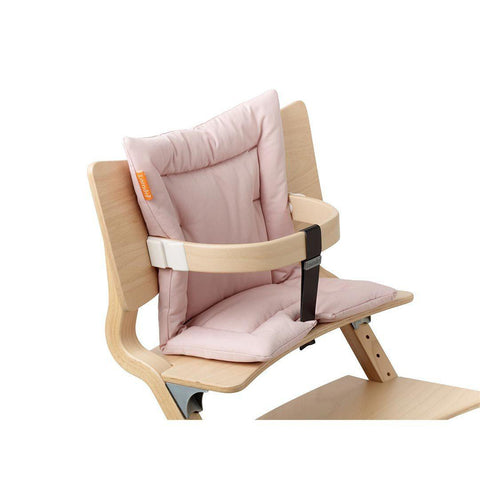 Leander High Chair Cushion - Soft Pink-High Chair Cushions & Pads-Default- Natural Baby Shower