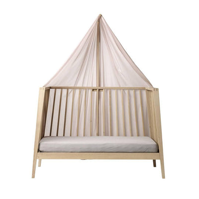 Linea by Leander Canopy - Soft Pink-Cradles & Hammocks- Natural Baby Shower
