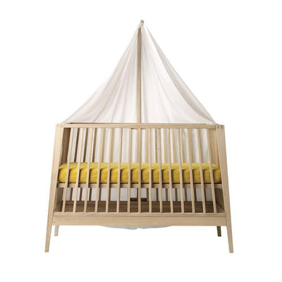 Linea by Leander Canopy - White-Cradles & Hammocks- Natural Baby Shower