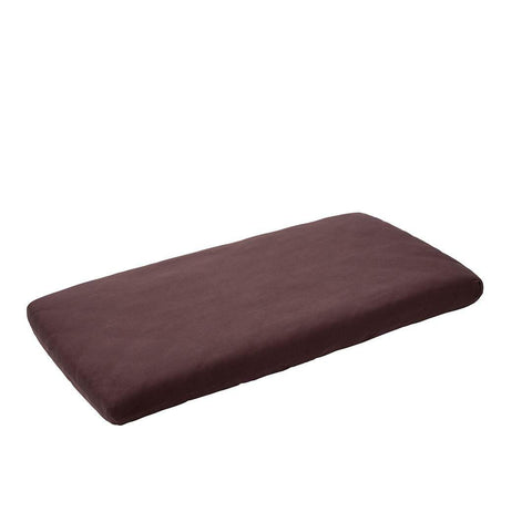 Leander Linea Sheets Warm Purple