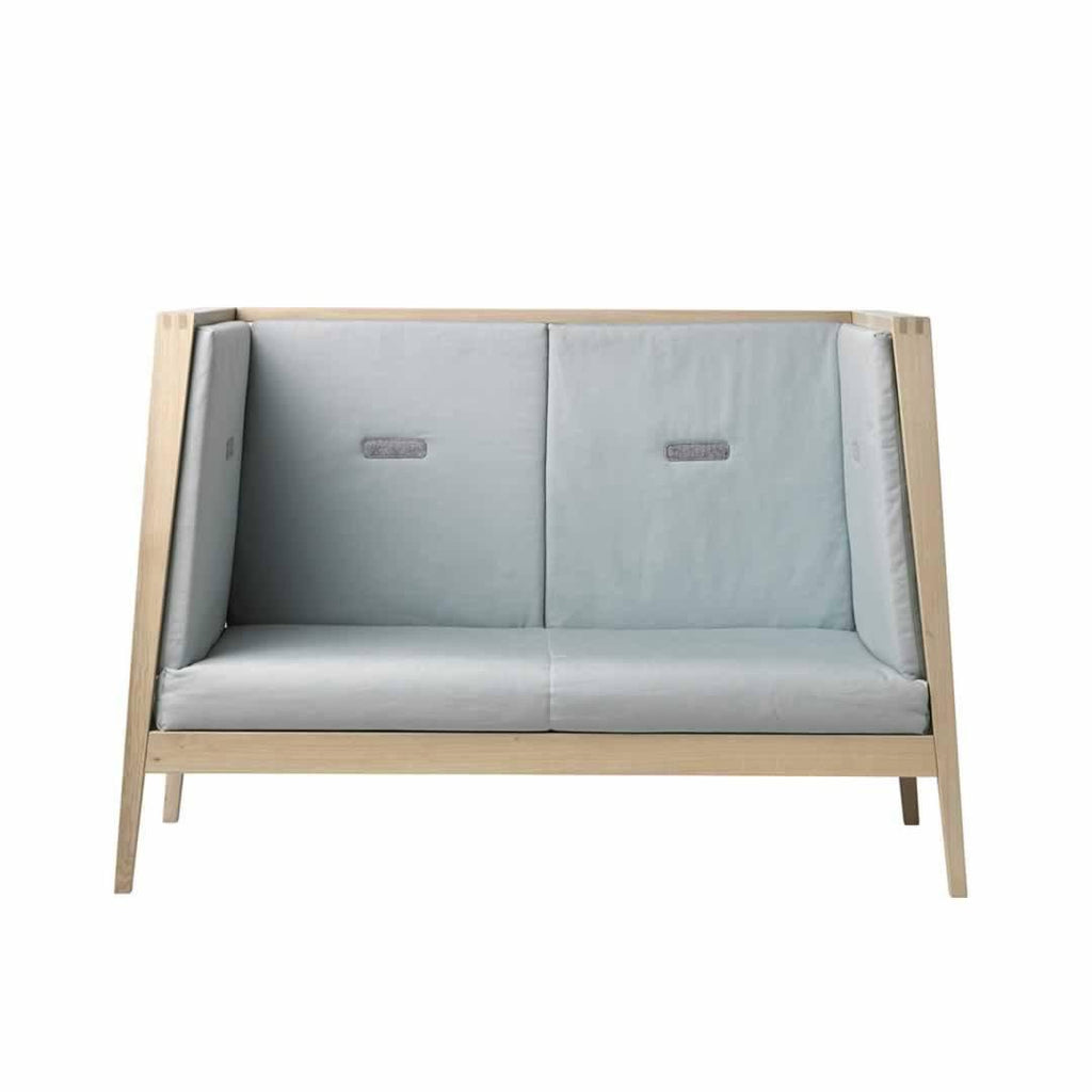 Leander Linea Sofa Cushion in Misty Blue