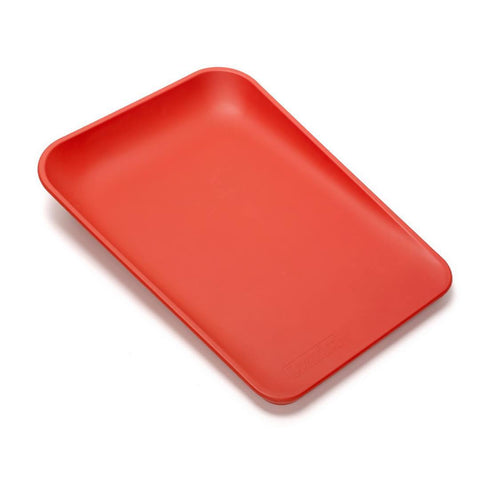 Leander 'Matty' Changing Mat in Sunset Red