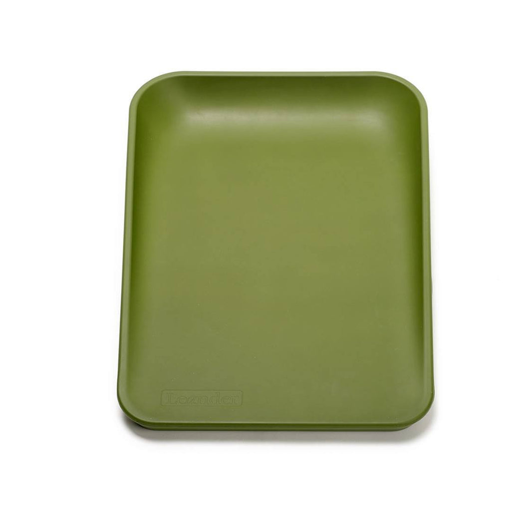 Leander 'Matty' Changing Mat Green