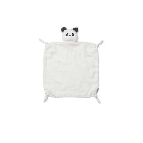 Liewood Agnete Cuddle Teddy Panda - Creme de la Creme-Soft Toys- Natural Baby Shower