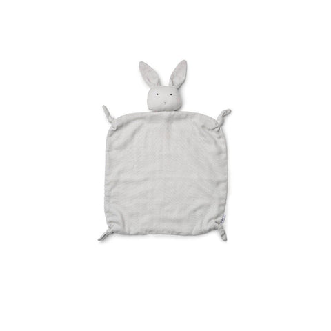Liewood Agnete Cuddle Teddy Rabbit - Dumbo Grey-Soft Toys- Natural Baby Shower