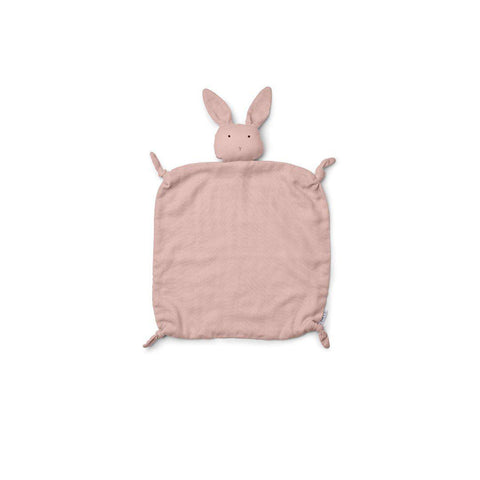 Liewood Agnete Cuddle Teddy Rabbit - Rose-Soft Toys- Natural Baby Shower