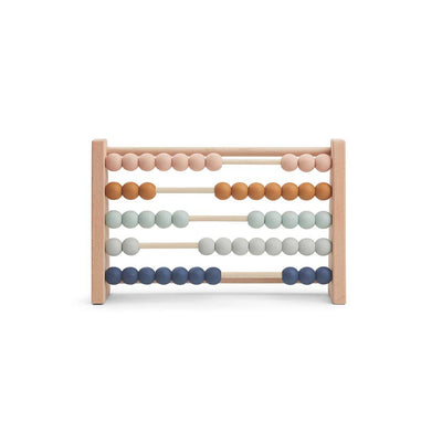 Liewood Amy Abacus - Mix-Play Sets- Natural Baby Shower